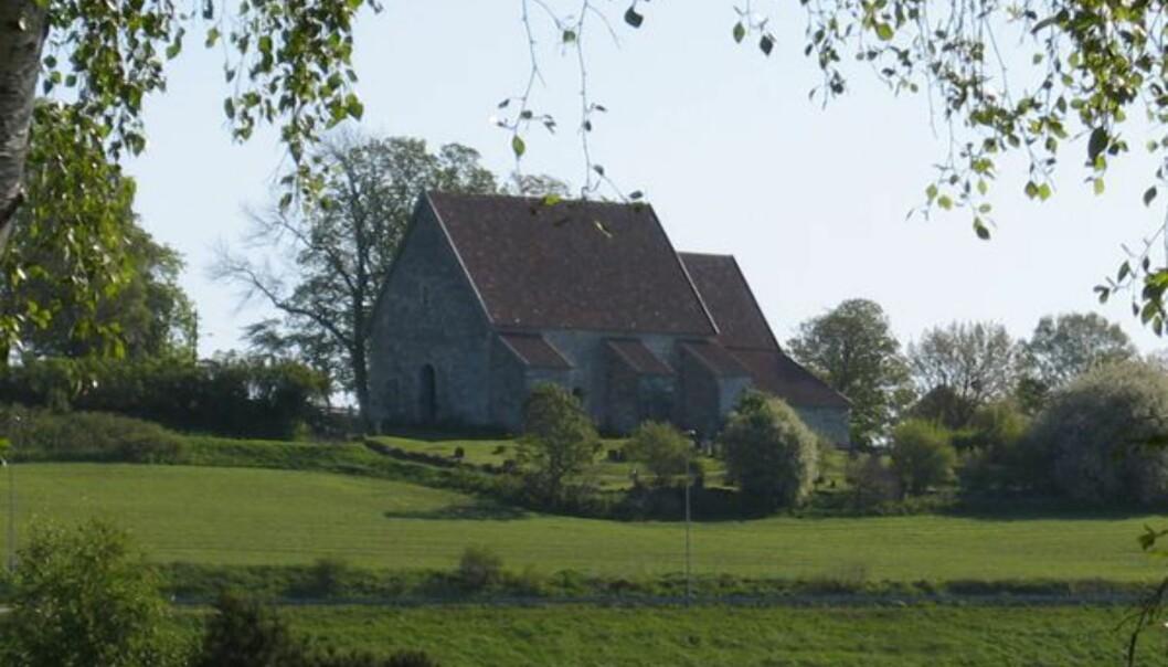 Sakshaug gamle kirke
