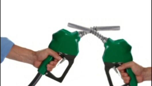 <strong>Klar, ferdig, bensinkrig! <i>Illustrasjonsfoto:</strong> iStockphoto.com</i>