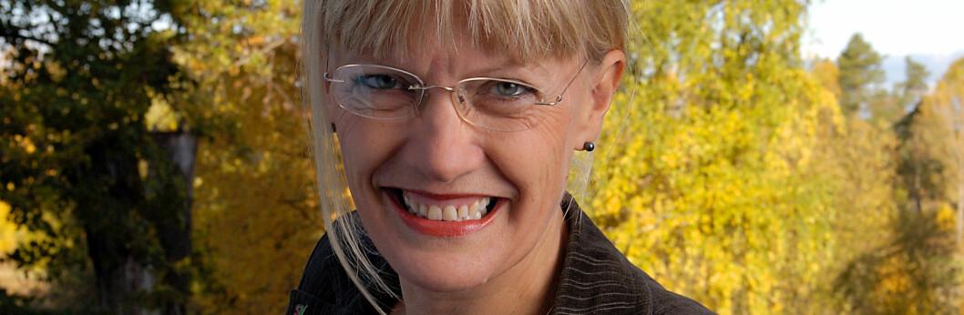 """""""Årets Fattigmann"""", Karin Andersen (SV), er mer opptatt av dem som har for lite i lommeboken, enn av sin egen lommebok. Foto: Knut Åserud/SV. Foto: Foto: Knut Åserud/SV"""