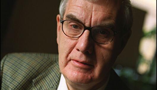 Georg Apenes i Datatilsynet er meget skeptisk til den prejudikale dommen i USA <i>Foto: Berit Roald/SCANPIX</i><br />