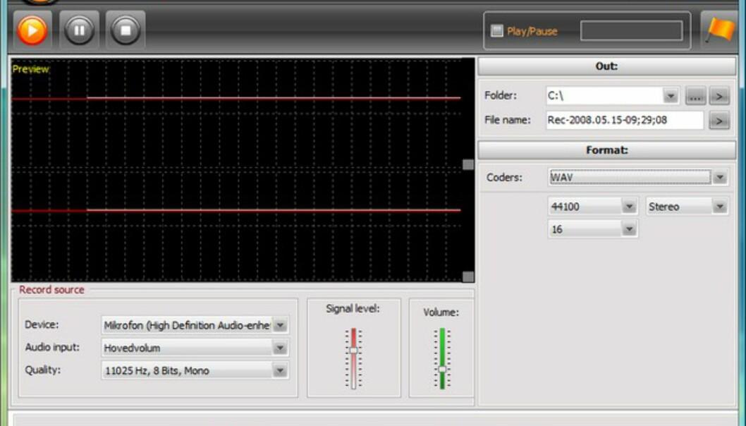 AIMP2.5 skjermbilder