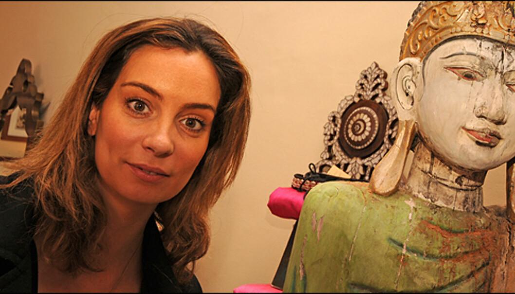 Laetitia Trouillet guider deg til de rette stedene om du ønsker en personlig shopper i Marrakech.