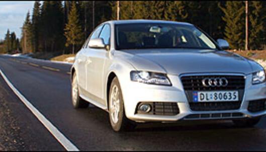 Ny Audi A4<br />
