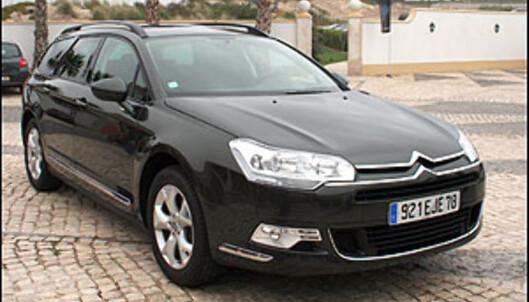 Nye Citroën C5