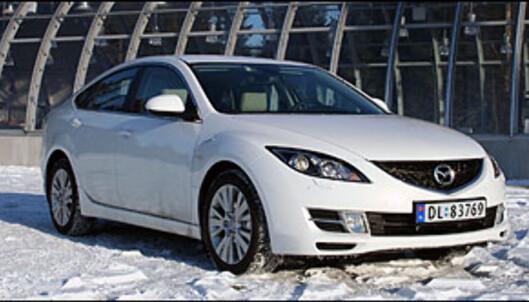Nye Mazda 6