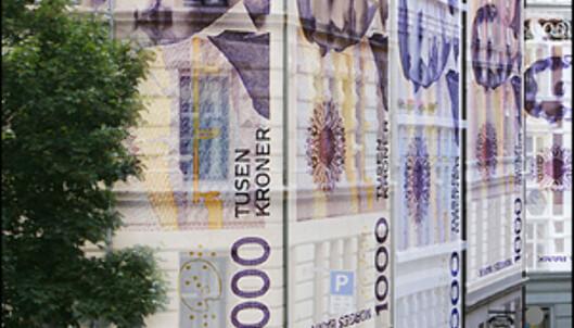 De dyreste kvadratmeterne er i Oslo. <i>Illustrasjon: Per Ervland</i> Foto: <i>Illustrasjonsfoto: Per Ervland</i>