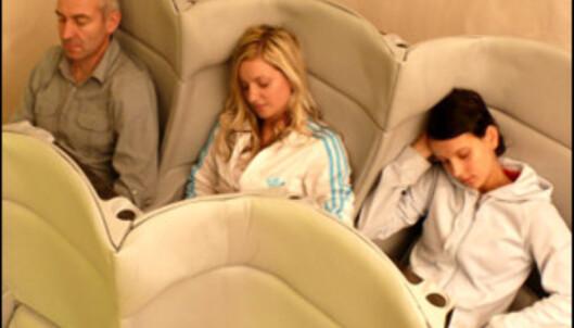 De nye setene skal være enklere å sove i. Foto: Thompson Solutions