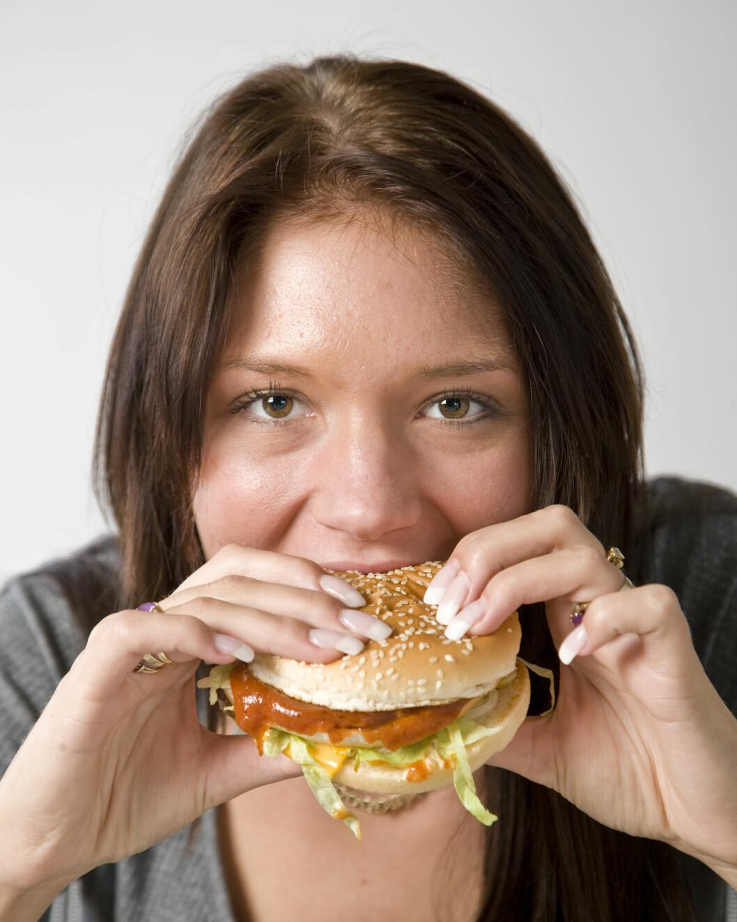 Restauranter teller kalorier for deg