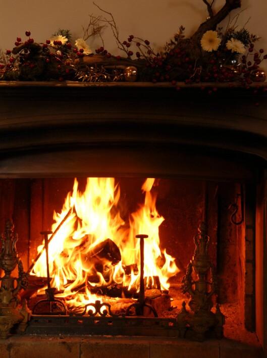 Mange kvinner synes det betyr mye at boligen har peis. <i>Foto: Colourbox.com</i> Foto: Foto: Colourbox.com