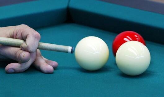 For mange menn kan et biljardbord være den avgjørende faktoren for hvorfor de velger en bestemt bolig. <i>Colourbox.com</i> Foto: Foto: Colourbox.com