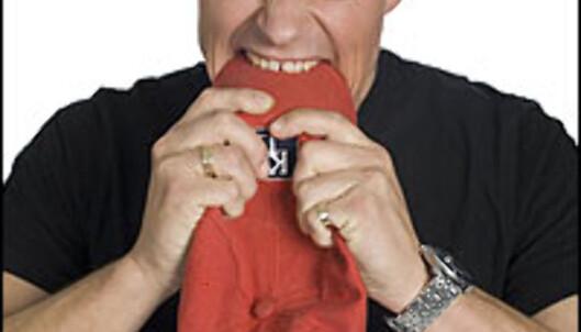 Irritert på de hotellansatte? Bit sinnet i deg om du vil ha best mulig service. Foto: Colourbox.com