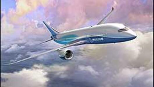 Drømmen om Dreamliner er fortsatt i det blå... Foto: Boeing