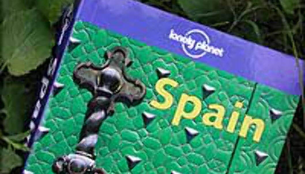 Lonely Planet er en veldig populær kilde for folk som skal ut og reise.