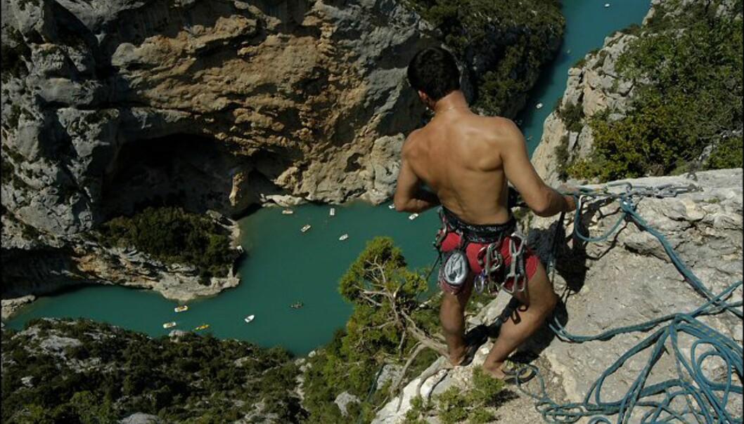 For deg som synes det er deilig når det røsker i vertigonerven. Foto: www.photito.com