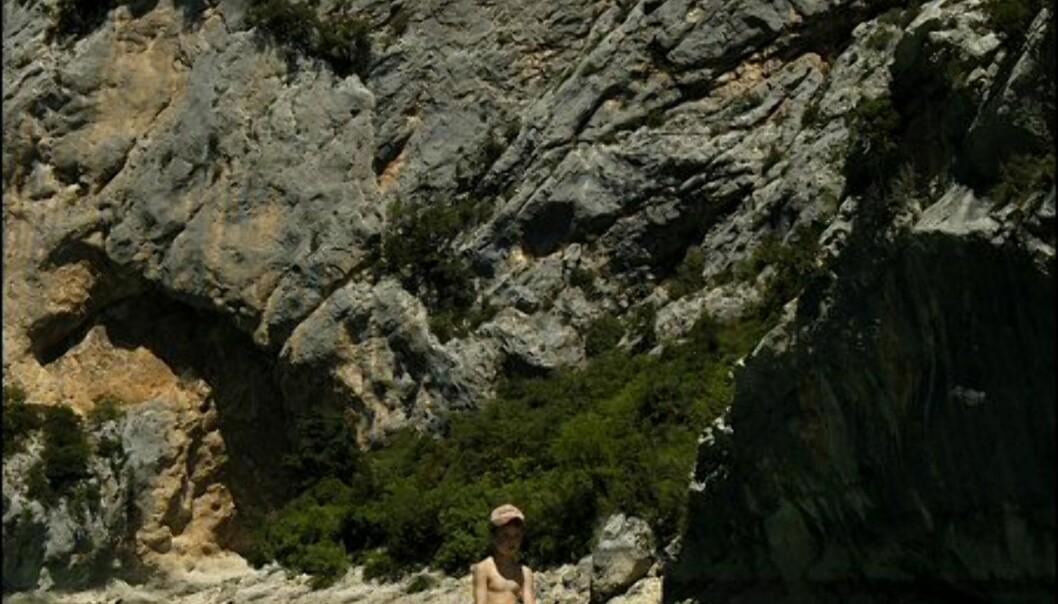 Les Gorges du Verdon er en morsom destinasjon for familien. Foto: www.photito.com