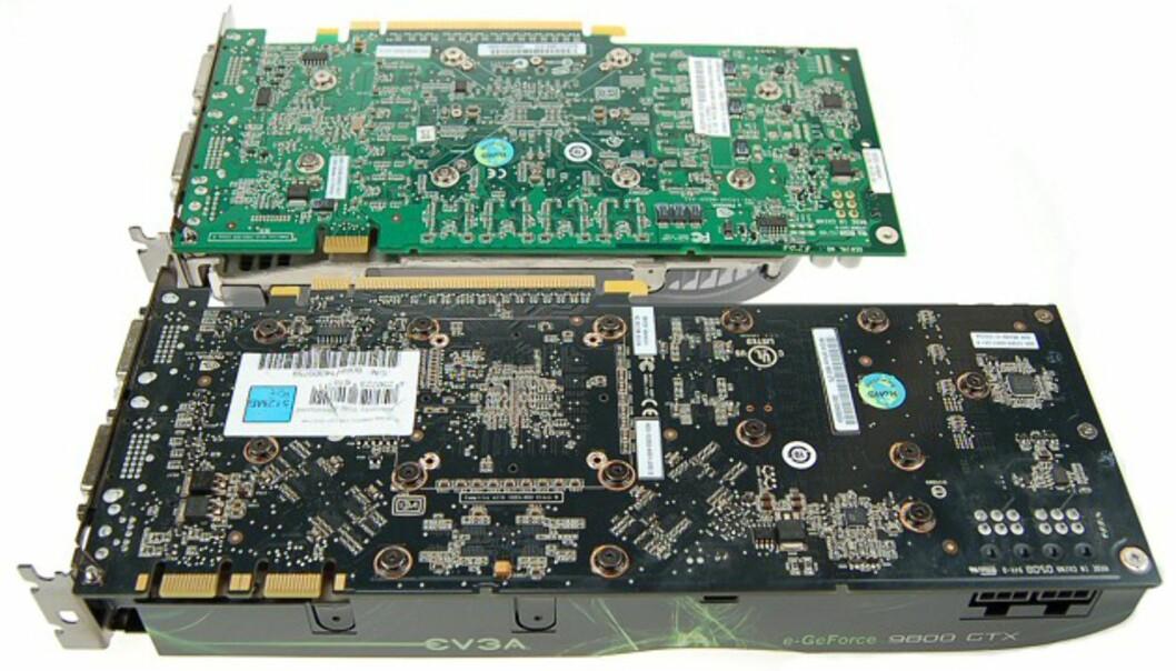 nVidia GeForce 9800 GTX