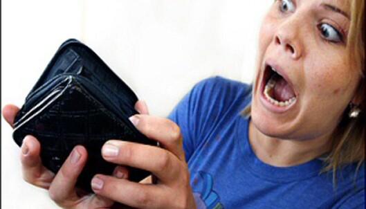 Amerikansk resesjon kan i ytterste konsekvens få store følger for størrelsen på din lommebok. <i>Bilde: Per Ervland.</i>