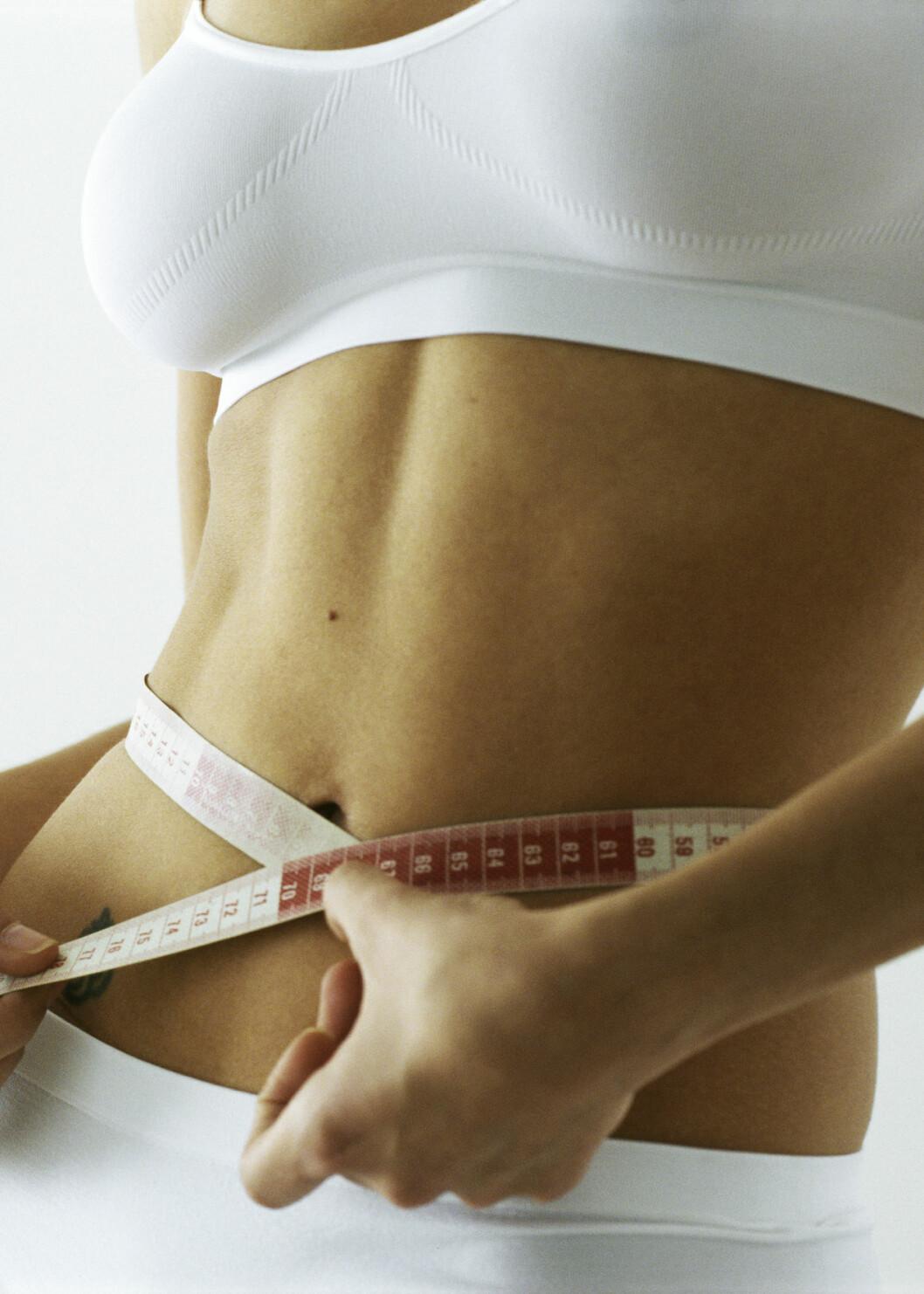 Kjendiser tyr ofte til desperate handlinger for å gå ned i vekt. Illustrasjonsbilde: Colourbox Foto: Illustrasjonsbilde: Colourbox