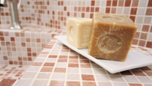 Fliser på baderom er pent, men ikke vanntett. Det er viktig at membranen under er helt tett. <i>Foto: Höganäs/Ifi.no</i>