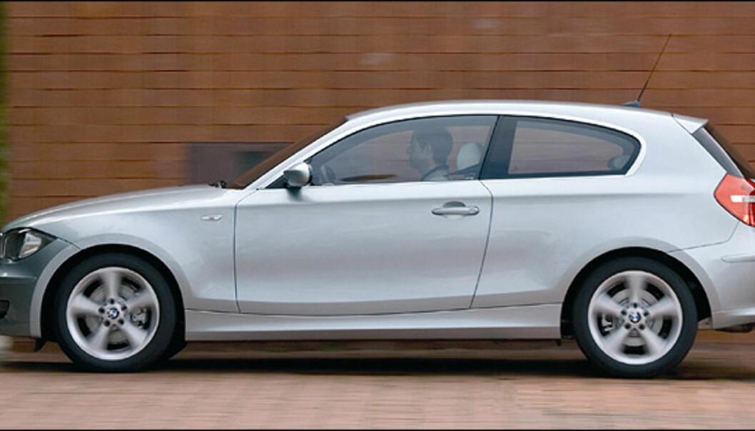 VINNEREN: BMW 118d