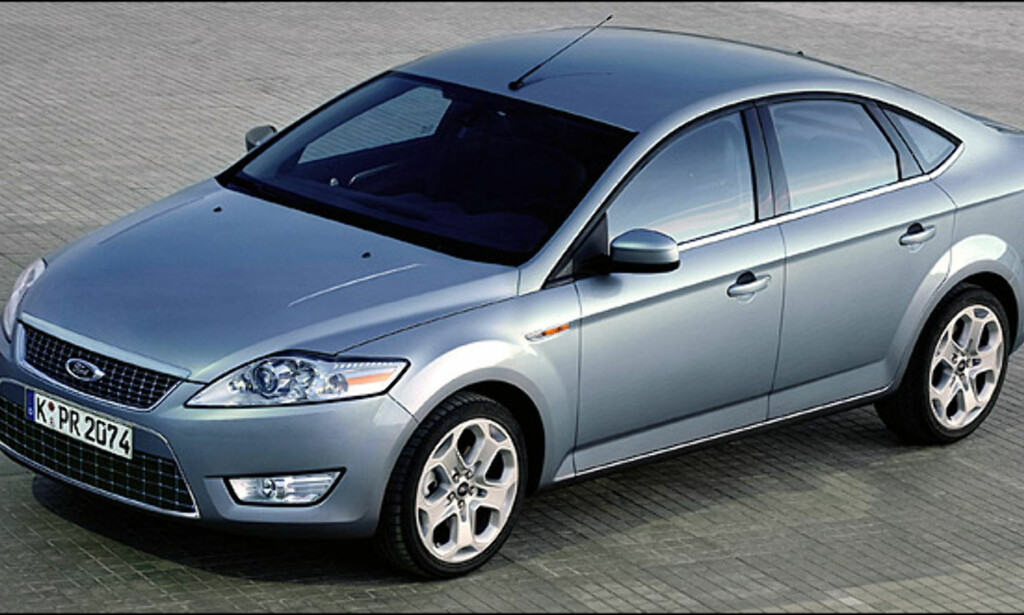 Andreplass: Ford Mondeo (739)