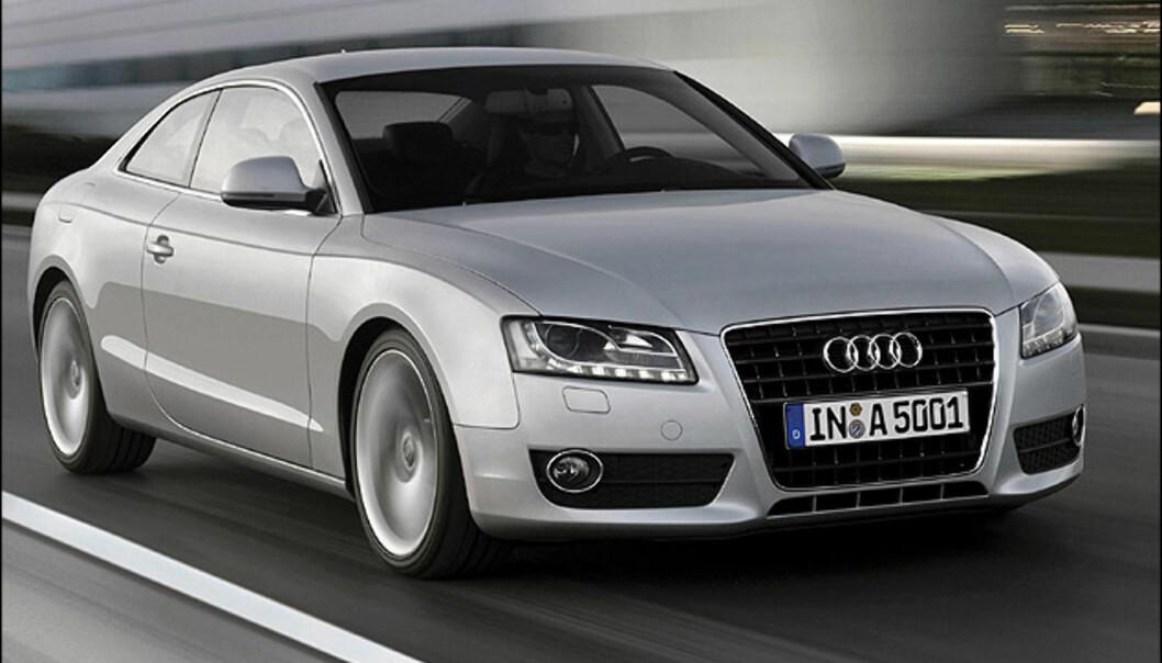 Sjetteplass: Audi A5/S5 (696)