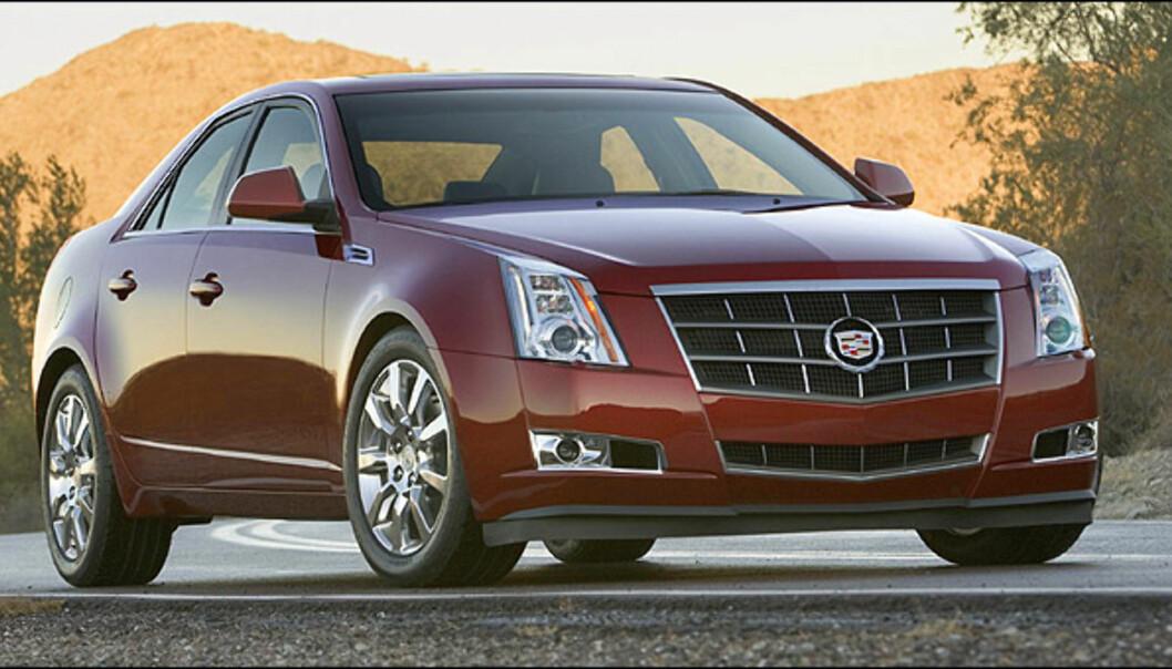Tiendeplass: Cadillac CTS (685)