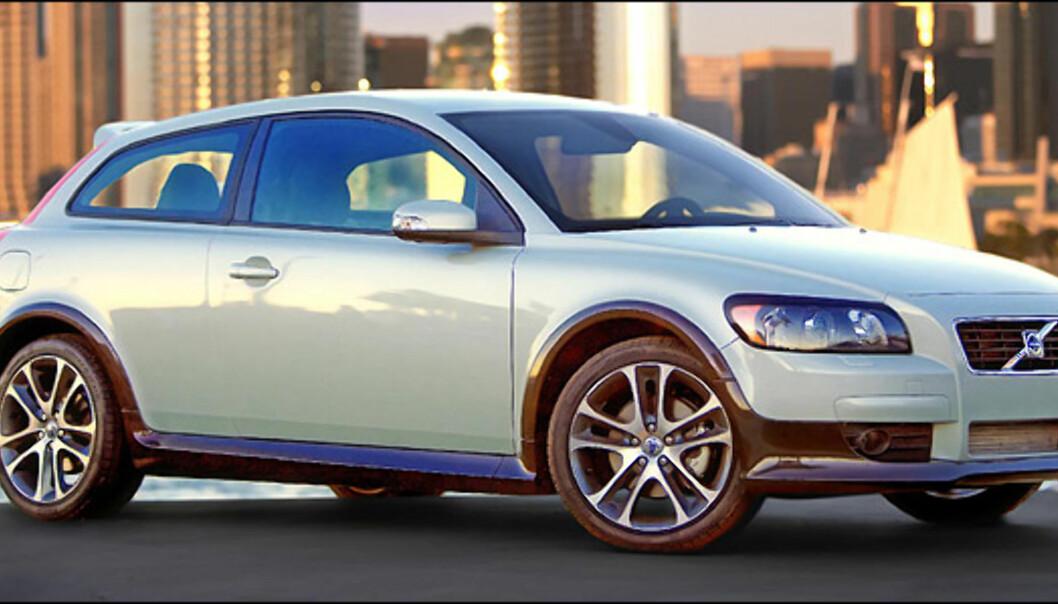 Finalist: Volvo C30