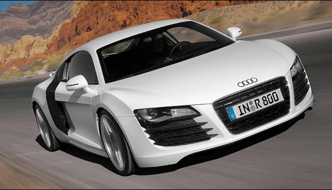 VINNEREN: Audi R8