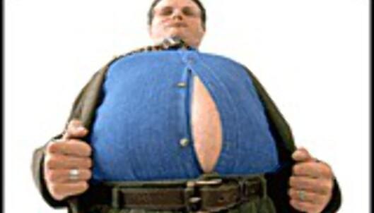 Klaget på overvektig medpassasjer