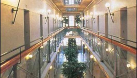 Åpent miljø på Långholmen ... Foto: Långholmen hotell
