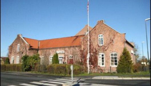 Stav Gjestegård ligger på Skjetten ved Lillestrøm. Foto: Stav Gjestegård
