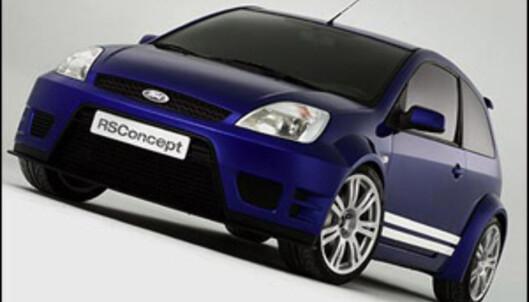 Fiesta RS Concept fra 2004