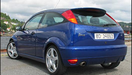 Forrige Focus RS
