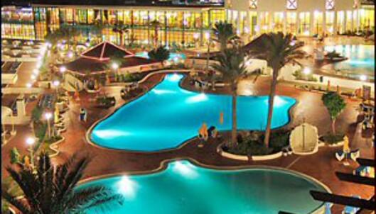 Papagayo Arena er et av hotellene som er ulovlig bygget.