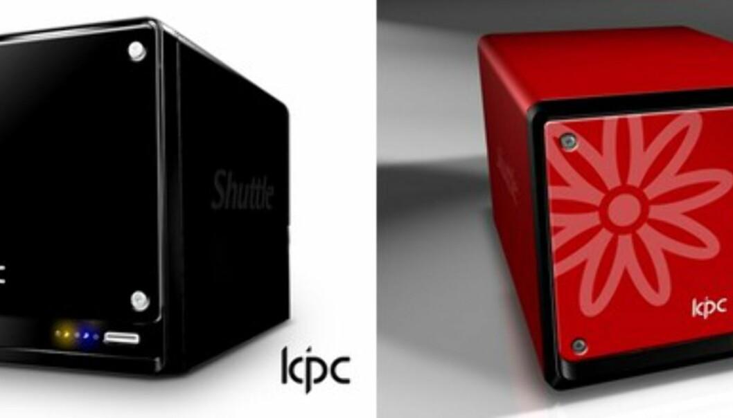Her er Shuttles 1.000-kroners PC