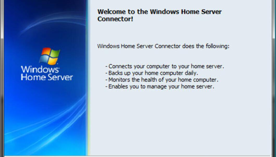 Klikk på bildet for en gjennomgang av installasjonsprosessen.