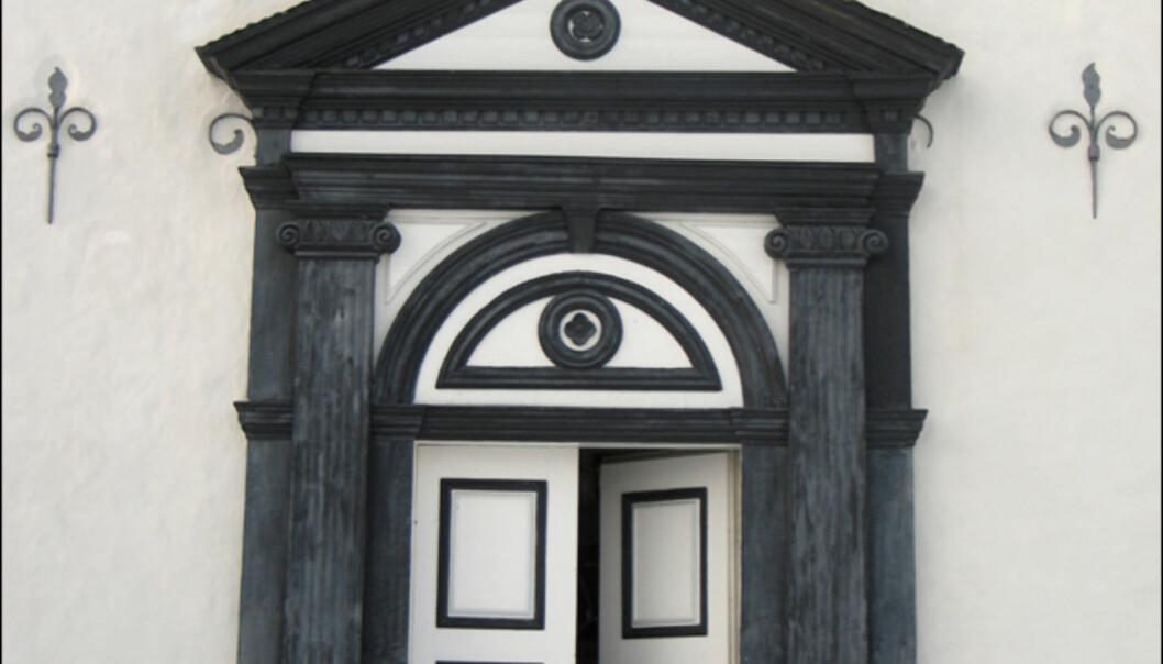 Kirka på Røros rommer 1.600 mennesker, og blir ofte brukt som konsertlokale.