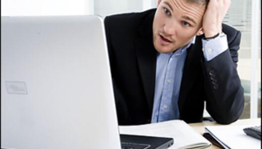 På Deltidsjobb.no og Finn.no finner du tusenvis av deltidsjobber som bare ligger og vente5r på deg. <i>Foto: Colourbox.com</i>