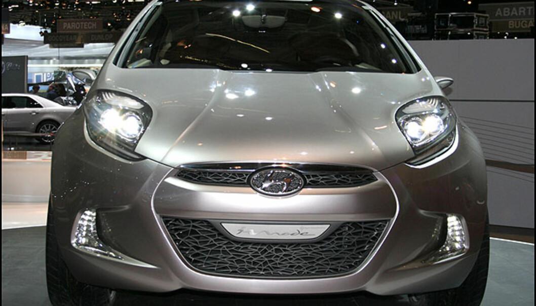 Hyundai-konseptet iMode.