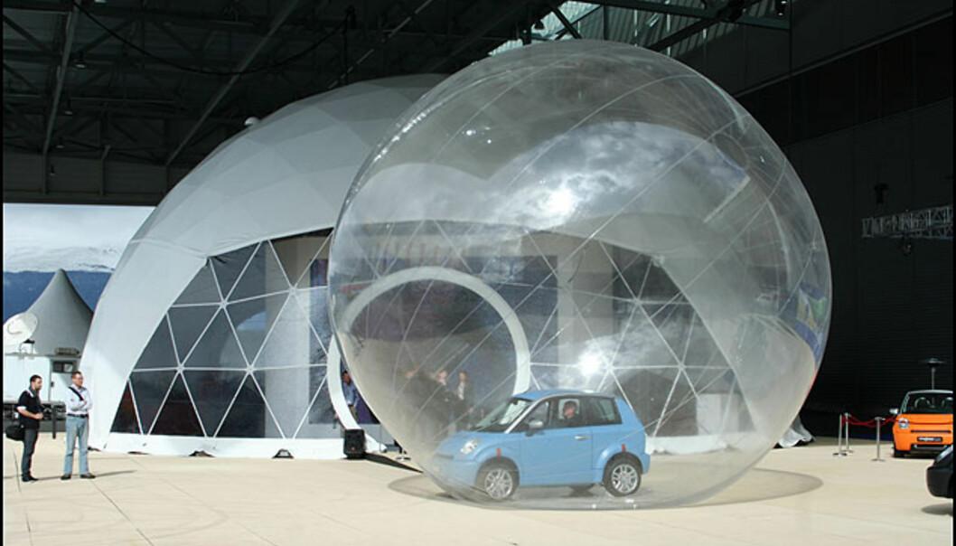 Genève 2008: Første bildespesial