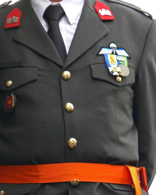 Om man er ute etter makt, kan det være lurt å la seg inspirere av uniformer i klesveien. <i>Foto: Colourbox.com</i> Foto: Foto: Colourbox.com