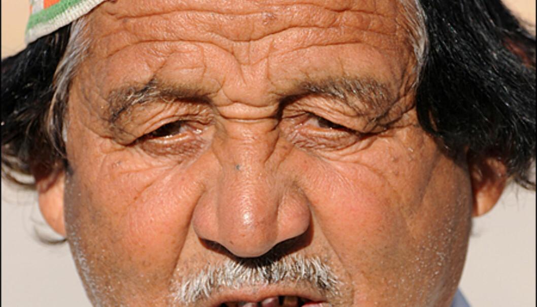 Marokko er full av farger og fargerike mennesker.