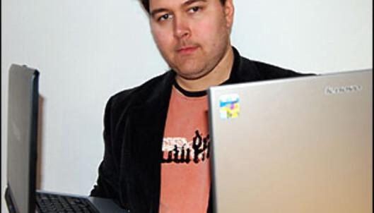 Teknologiredaktør Bjørn Eirik Loftås i DinSide.no