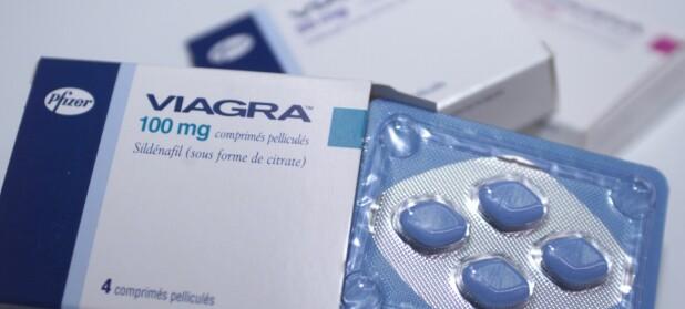 - Viagra kan gjøre deg steril