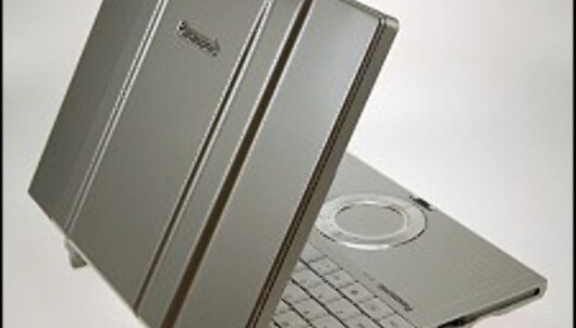 Toughbook CF-T4 fra Panasonic
