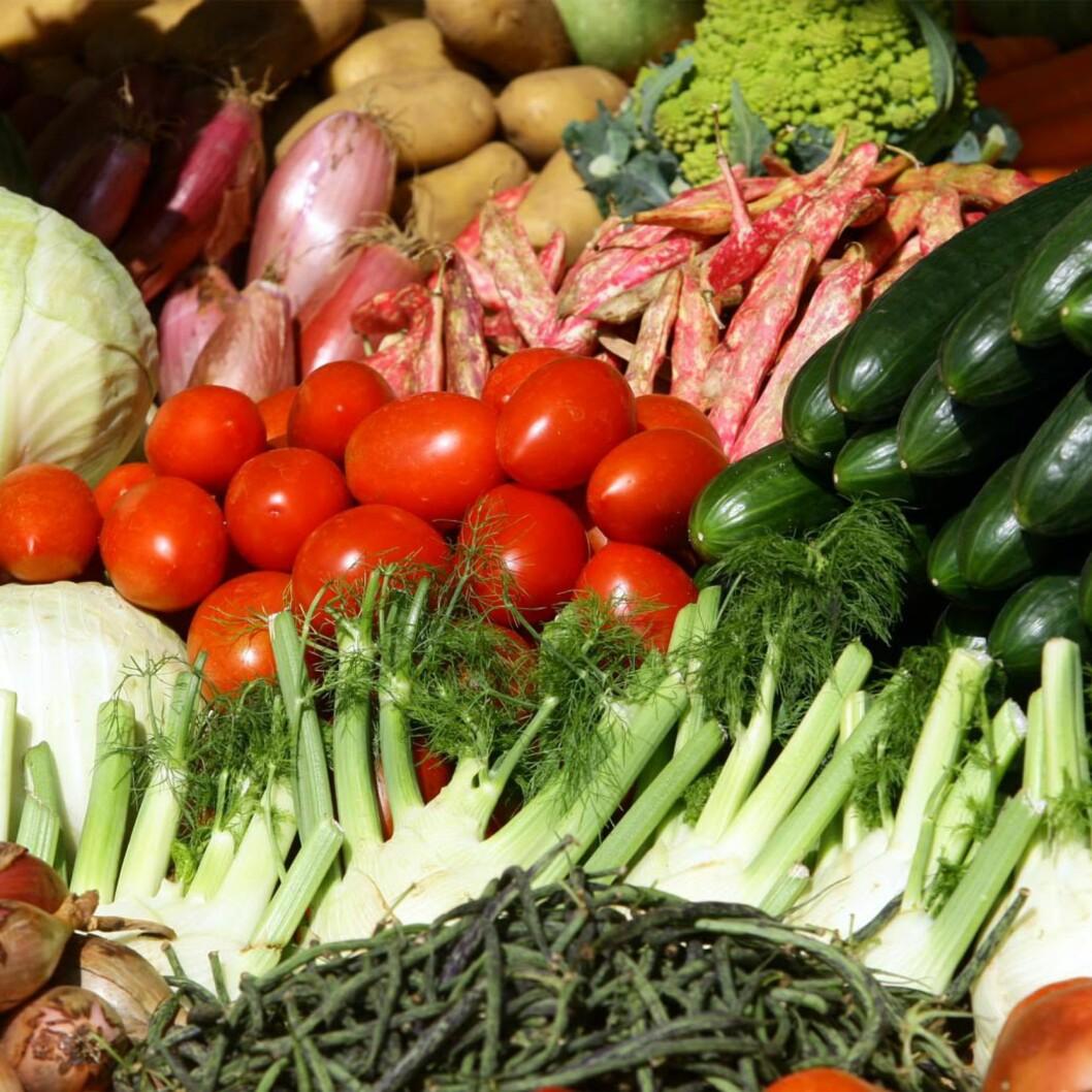 Frukt og grønt får konkurranse når det gjelder å være gode vitaminkilder. Illustrasjonsfoto: Colourbox.com Foto: PHOTOPQR/LE MAINE LIBRE