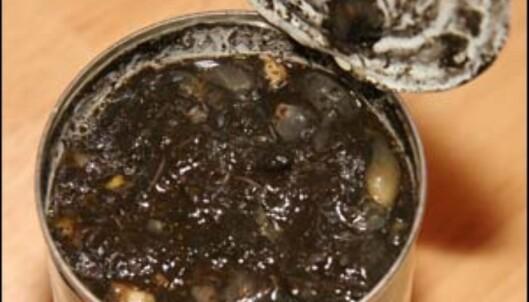 TheSneeze.com: Mmmm, tennene løper i vann. Cuitlacoche på boks er jo en delikatesse! ... Eller?