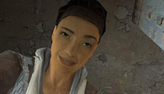 Half Life 2 (fra Episode One) er et av spillene som benytter seg av HDR lighting.