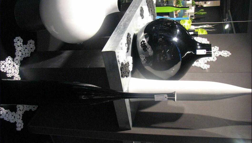 <strong>Store vaser, del 2:</strong> Disse er fra GM Collection - vi tipper at de vil synes i stuen eller gangen din.